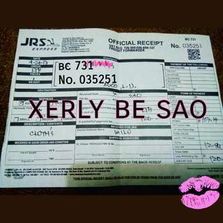 """😘""""My favorite emails are ones that let you know your order has shipped.""""😍 Check your tracking# if legit.  Find it @.... www.jrs-express.com www.abestexpress.com Thank you so much❣❤☺ 🌸 IG:  @xerlybesao FB: @xerlybesao.womenswear"""