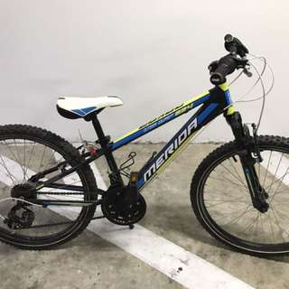 Merida Dakar 624 MTB bike (teenager)