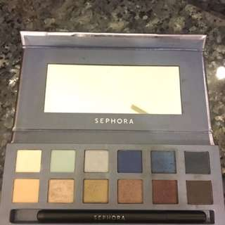 Sephora Eyeshadow Pallete