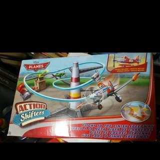 Planes Games Opened But All Pieces In There