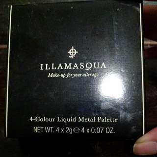 Illamasqua Liquid Metal Palette