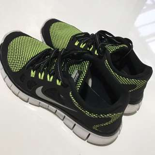 Nike Free Run Shoes Size 5