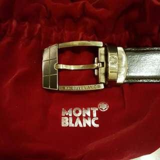 MONT BLANC Belt Sabuk