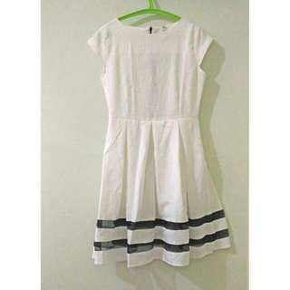 Preloved Dress (White)