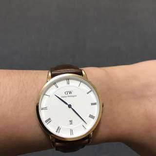 Used DW Watch 38mm