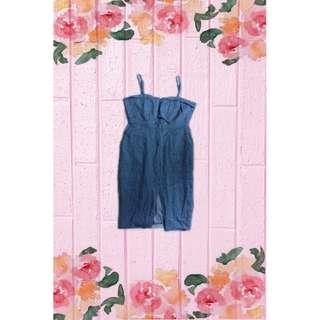 Brand New Denim Dress