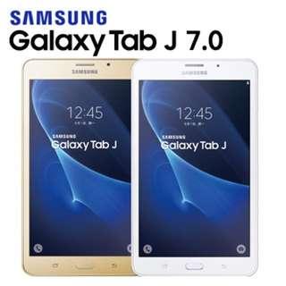 Samsung Galaxy Tab J 7吋平板送記憶卡