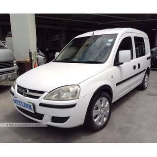Opel Combo 1.7 - Cheapest In The Market!