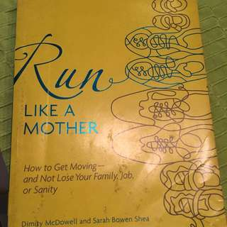 Run Like A Mother (for Running moms)