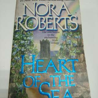 Nora Roberts: Heart of The Sea