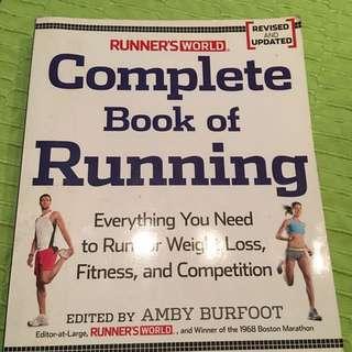 Runner's World The Complete Book Of Running
