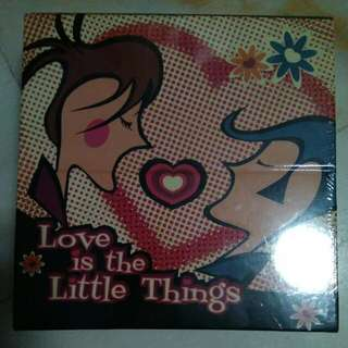 Love Is The Little Things