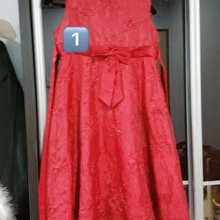 Kids Dresses (7-8 years Old)