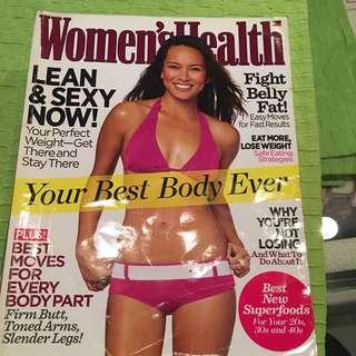 Women's Health: Your Best Body Ever