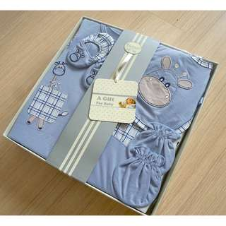 NEW 4 Pieces Baby Boy Gift Set