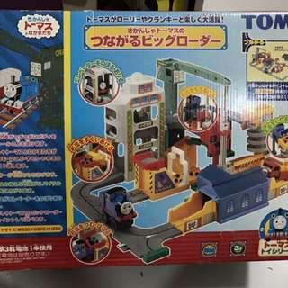 Tomy Thomas 火車 套裝