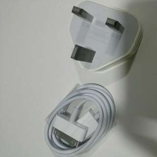 Old iPhone Charger And Wire
