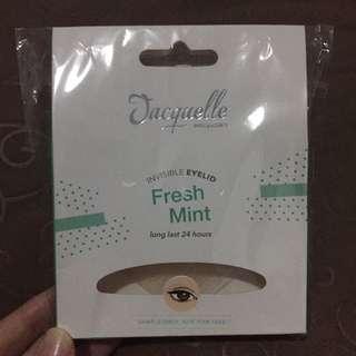Jacquelle Invisible Eyelid #fresh Mint