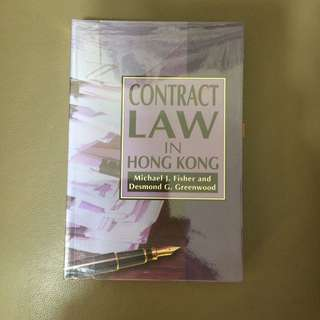 Contract Law In Hong Kong - Law 法律