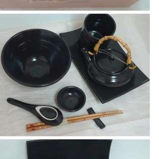 日式茶碗組