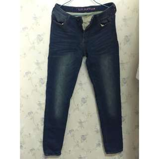 95%new GIORDANO牛仔褲