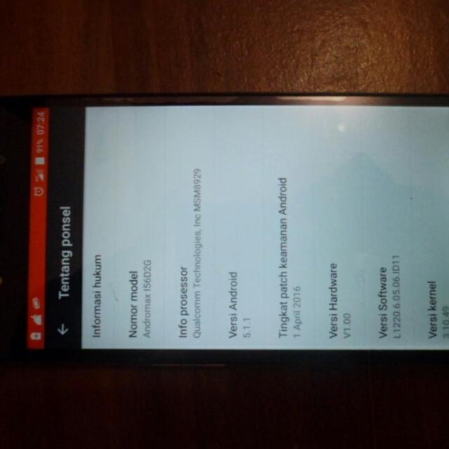 3 Smartphone , Andromax R2, Evercoss, Polytron