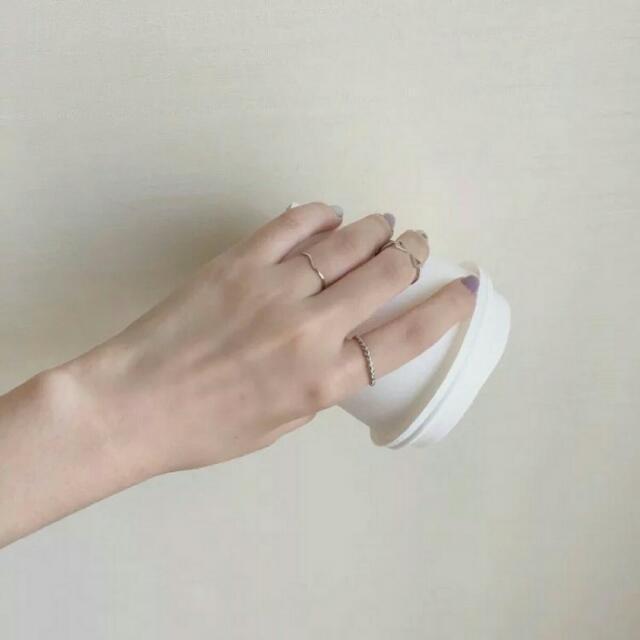 4+1組合 戒指組