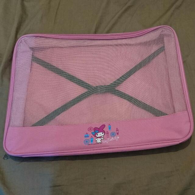 美樂蒂 行李 收納袋