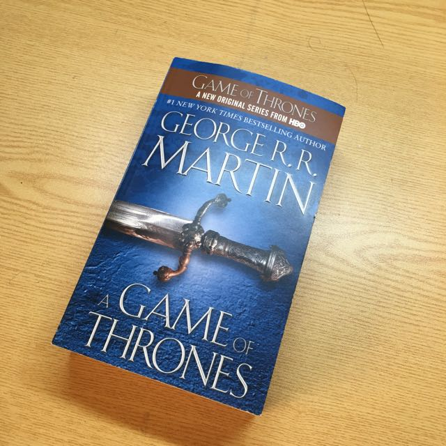 A Game Of Thrones By George R.R Martin