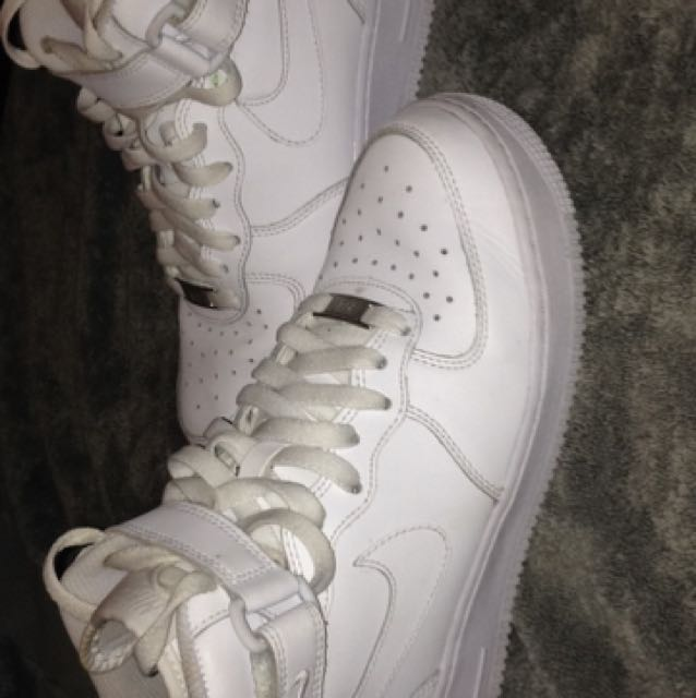 Air Force Ones (high Top)