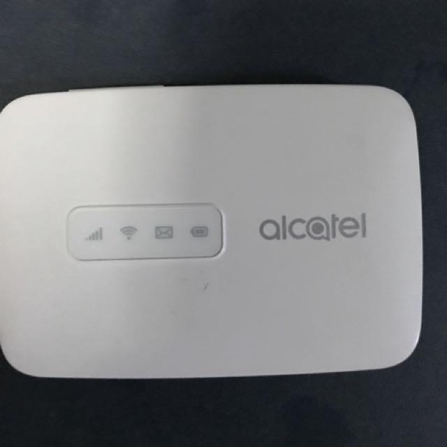 Alcatel MW40 Link Zone 4G LTE Mobile Wifi Modem, Electronics