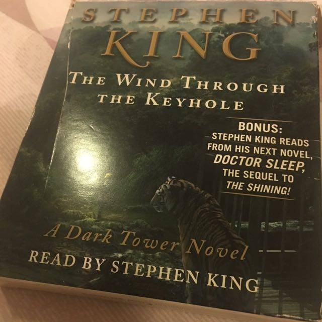 the wind through the keyhole king stephen