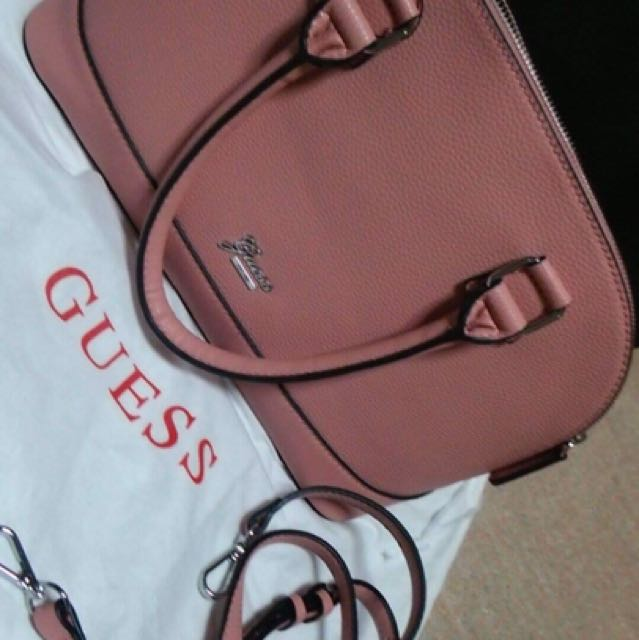 AUTHENTIC GUESS FROM JAPAN
