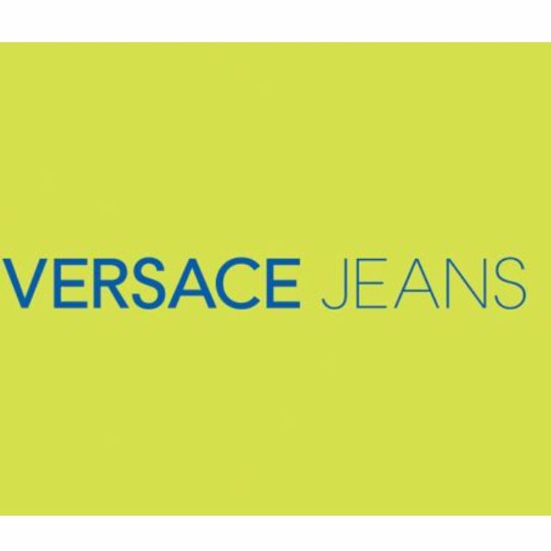 AUTHENTIC Versace Jeans Black Long Sleeve T-shirt