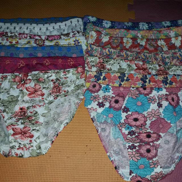 Avon And Natasha Underwear