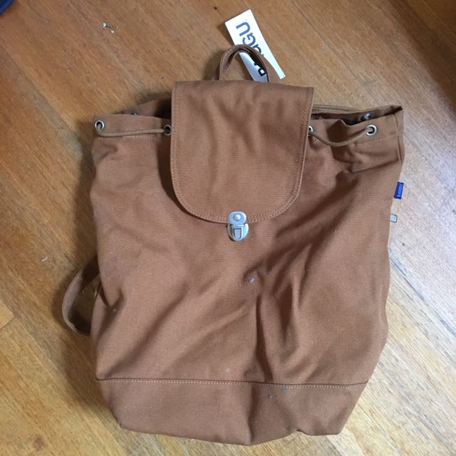 Baggu 100 Recycled Cotton Backpack