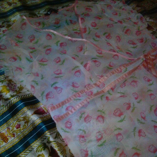 Baju Atasan Bunga2