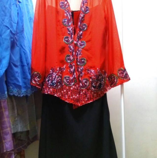 Baju Kebaya Nyonya