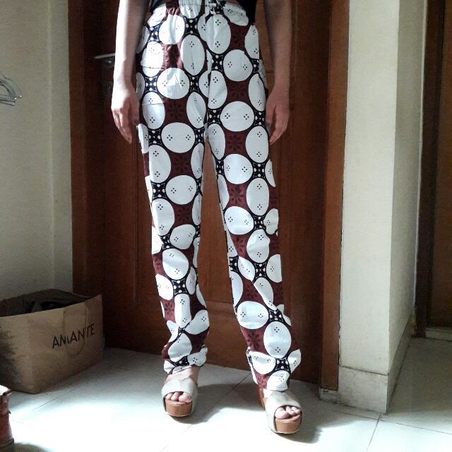 Batik Long Pants