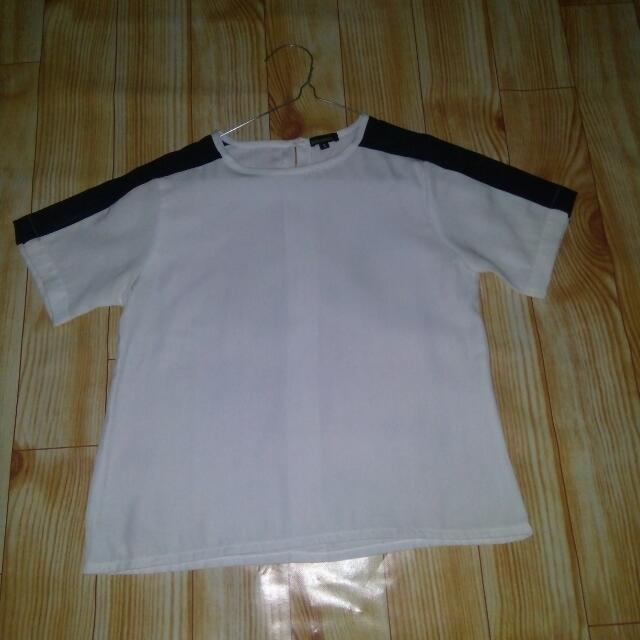 Berrybenka Top White