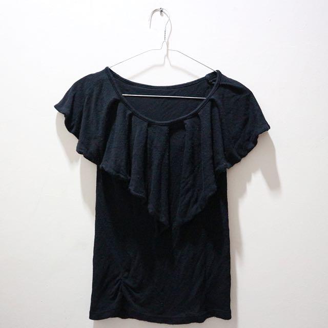 Black Layer Top