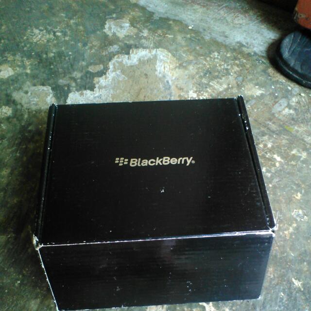 Blackberry Dus