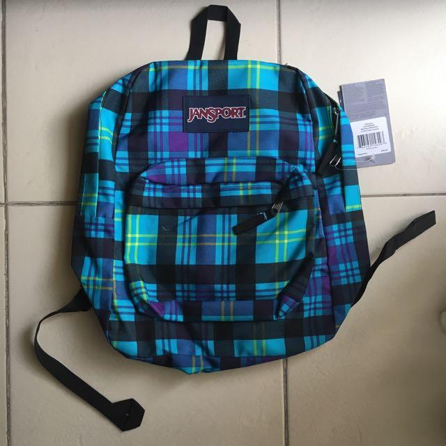 Brand New Jansport Bag
