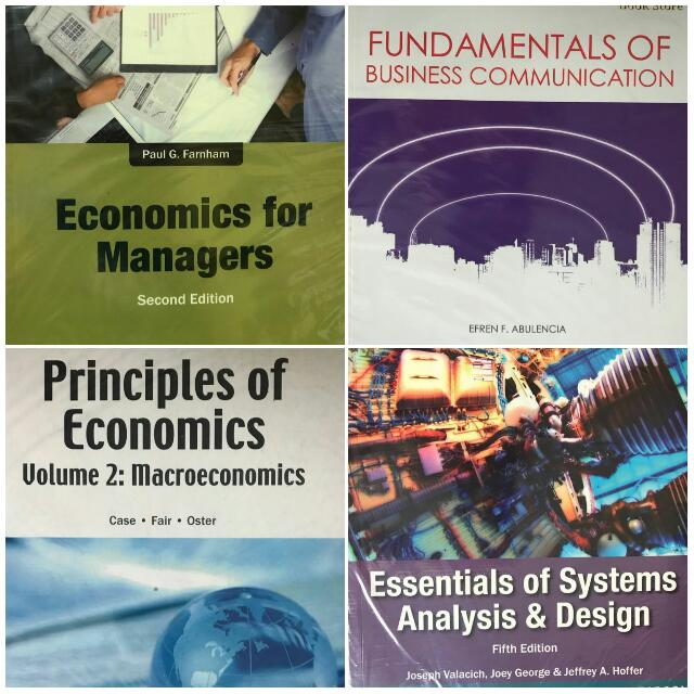 Brand New Textbooks :: Business & Engineering