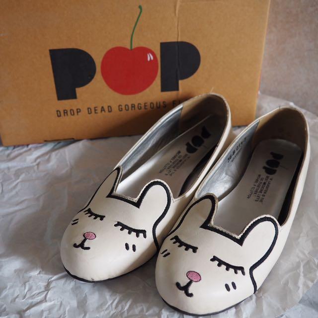 Bunny Hop by POP FLATS / IWEARUP