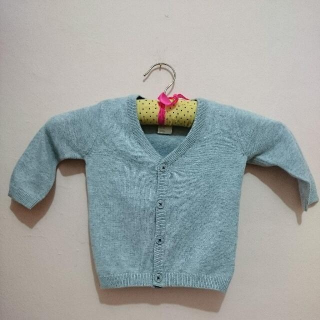 Cardigan Baby H&M