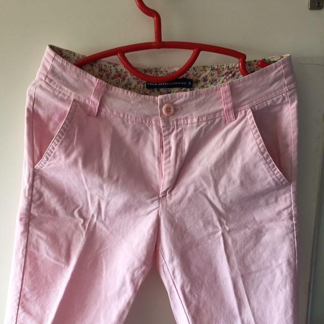 Celana Pendek POLO (asli)