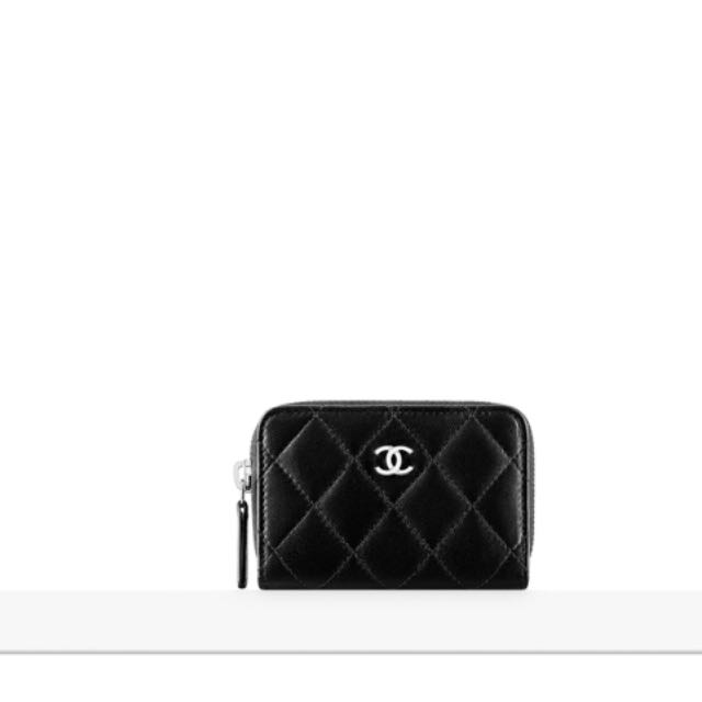 944c1771d6cc CHANEL Coin Purse w/ Key Chain [NEW], Luxury, Bags & Wallets on ...