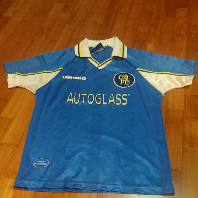 new product 0adaf acadc Chelsea Kit Autoglass, Vintage & Collectibles, Vintage ...