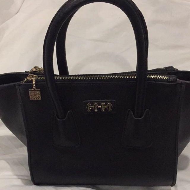 Coco Black Bag